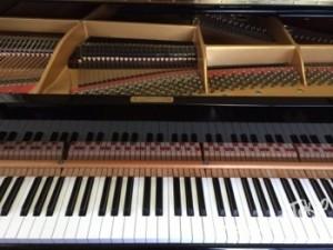 ディアパソン、グランドピアノ
