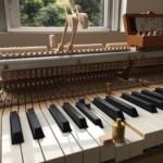 鍵盤鉛調整