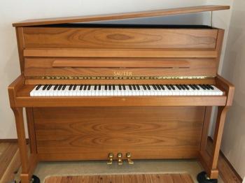 ザウターピアノ