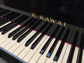 カワイ グランドピアノ GM-12G