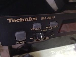 テクニクス消音ピアノユニット