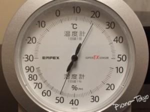 温度、湿度