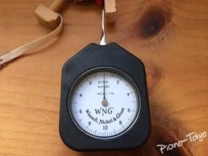 Tension Gram Dial Gauge
